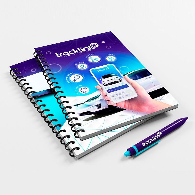 Notebook Tracklink