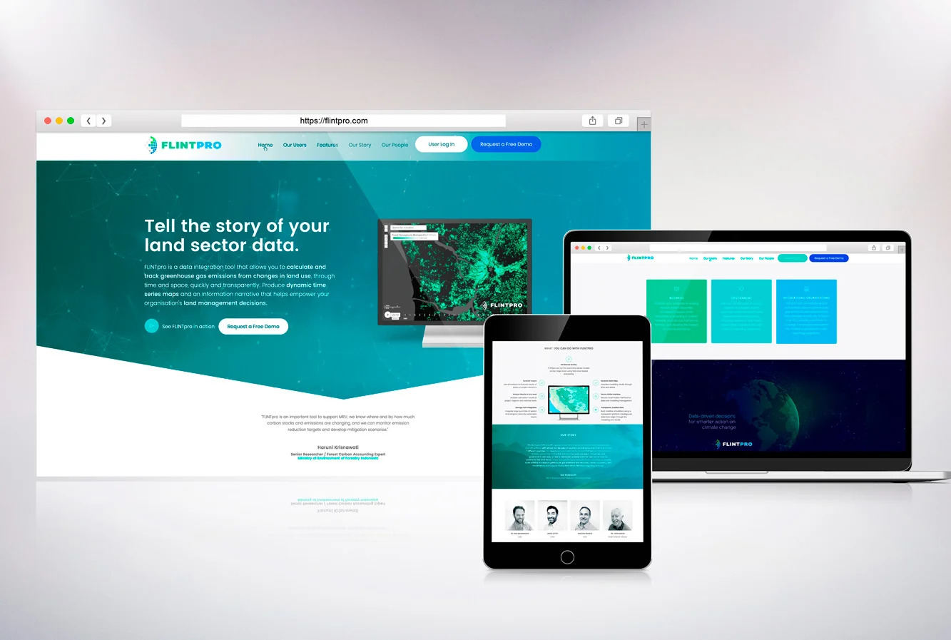 Centrico Digital for FLINTpro