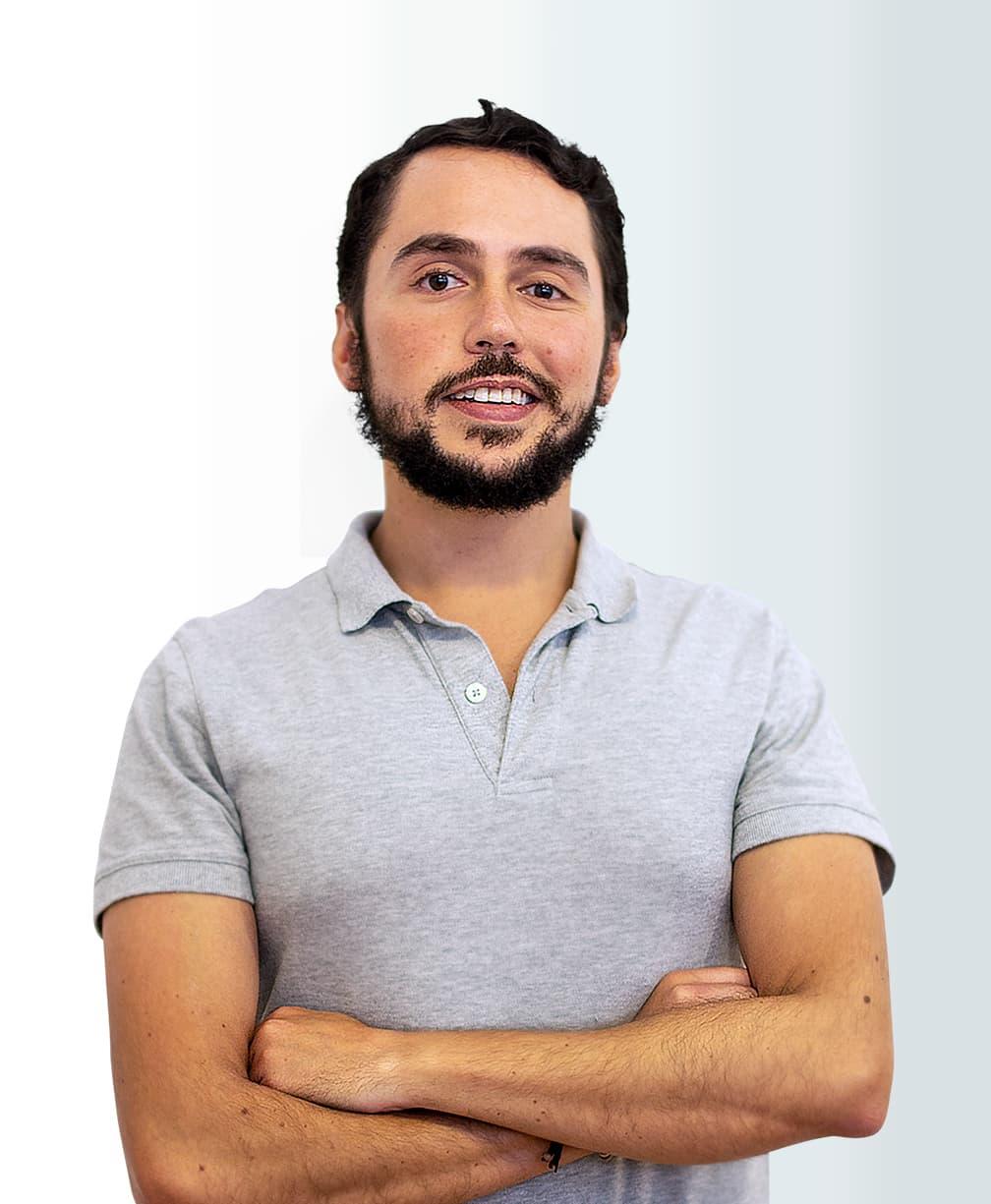 Esteban Sanchez Headshot