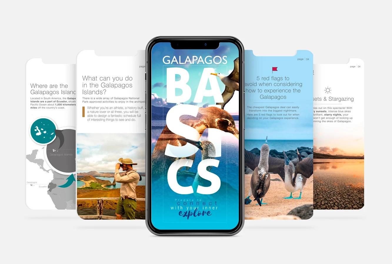 Galapagos ebook metropolitan touring