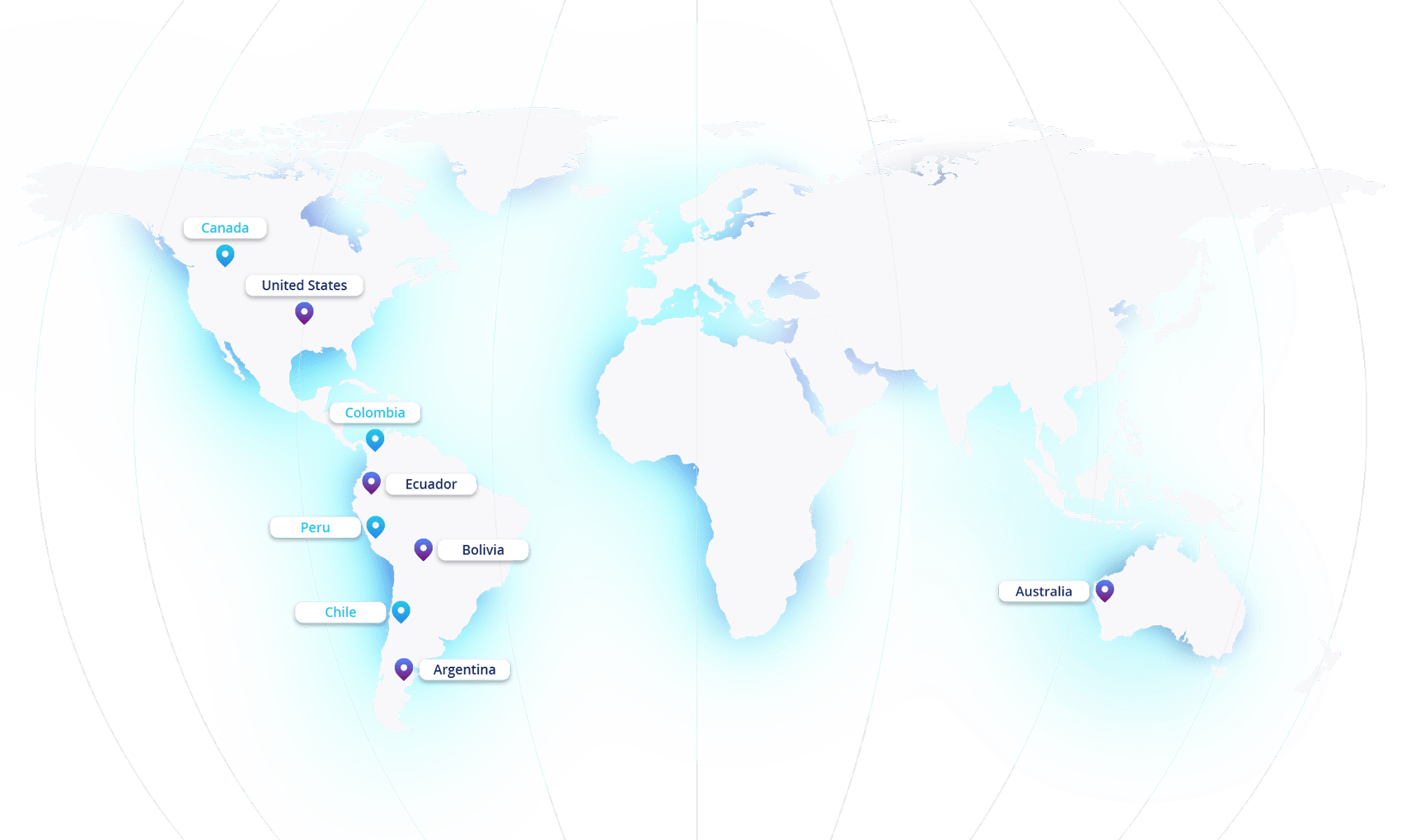 Centrico Digital Map